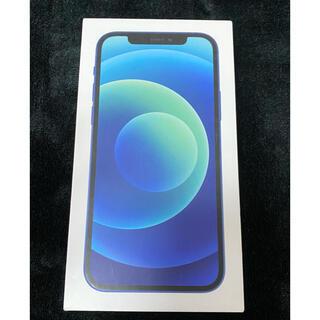 iPhone - iPhone12 ブルー 64GB SIMフリー