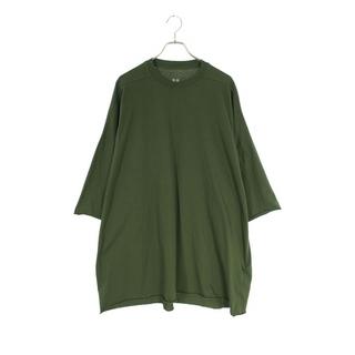 リックオウエンス(Rick Owens)のリックオウエンス オーバーサイズビッグシルエットトミーTシャツ(Tシャツ/カットソー(半袖/袖なし))