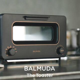 BALMUDA - BALMUDA The Toaster K05A-BK 新品未開封