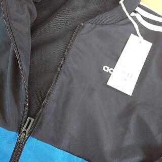 アディダス(adidas)の【専用】新品★ウィンドブレーカー   130    ブルー(ジャケット/上着)