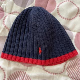 ポロラルフローレン(POLO RALPH LAUREN)のニット帽 ラルフローレン(帽子)