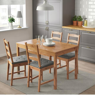 IKEA - IKEA ダイニングテーブルセット ヨックモック