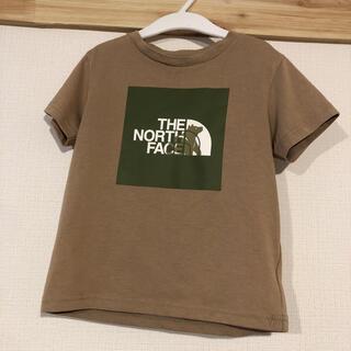 ノースフェイス シレトコトコTシャツ 110