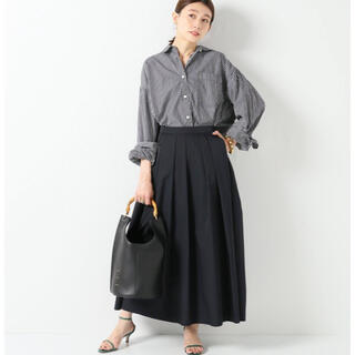 プラージュ(Plage)のplage taffeta maxi スカート(ロングスカート)