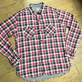 BEAMS - 美品 BEAMS チェックシャツ ビームス