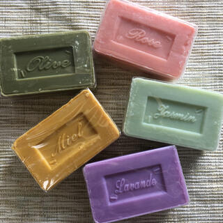 【フランス製】マルセイユ石鹸 ボディソープ 石鹸シャンプー 洗顔せっけん