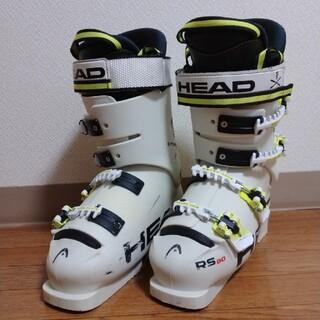 ヘッド(HEAD)のHEAD  ジュニアスキーブーツ2016 RAPTOR 80 RS 25.0(ブーツ)