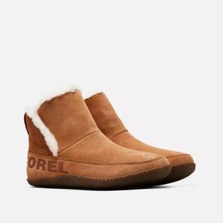 ソレル(SOREL)のSOREL NAKISKA フェイクファー スリッパ ブーツ(ブーツ)