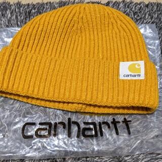 カーハート(carhartt)の【送料込み】carhartt ニット帽(ニット帽/ビーニー)