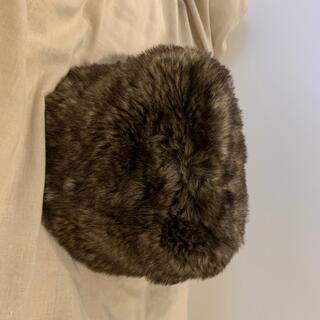 レプシィム(LEPSIM)のLEPSIM ファー帽 ロシアン帽(その他)