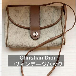 Christian Dior - DIOR ヴィンテージ ディオール ショルダーバッグ オールドディオール