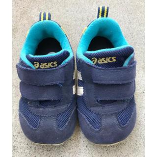 アシックス(asics)のASICS スクスク アイダホ SPORTS PACK BABY ブルー ホワ…(スニーカー)