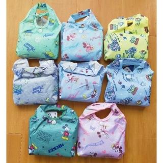 ディズニーエコバッグ 収納バッグ付き 小物付き トイストーリー ミッキー ミニー