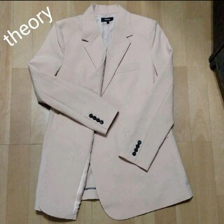 セオリー(theory)のtheory オーバーラップブレザー ジャケット レディース 新品(テーラードジャケット)