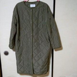 SM2 - サマンサモスモス2。キルティングコート