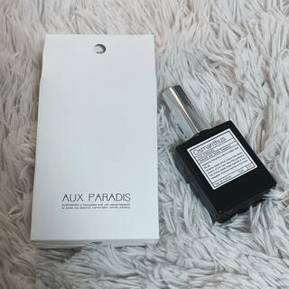 オゥパラディ(AUX PARADIS)のAUX PARADIS (オゥパラディ)  オスマンサス オードパルファム(香水(女性用))