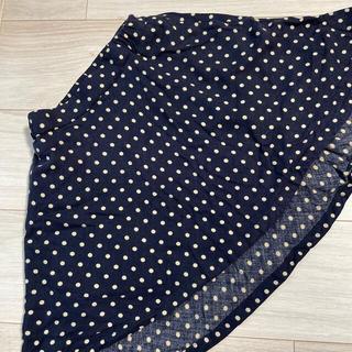 UNIQLO - とても合わせやすい スカート 110