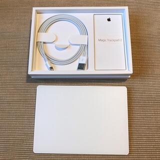 マック(Mac (Apple))のApple magic trackpad 2 ジャンク(PC周辺機器)
