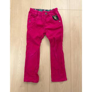 エフオーキッズ(F.O.KIDS)のピンク コーデュロイ パンツ 100センチ(パンツ/スパッツ)