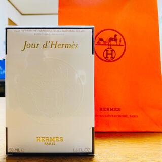 Hermes - ★新品セロファン未開封 ジュールドゥエルメス50ml ショッパー付きおまけ