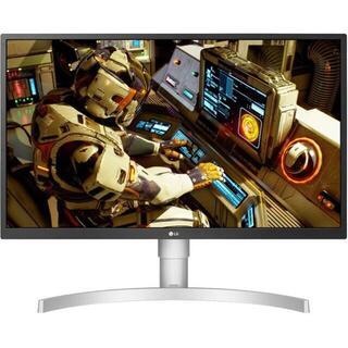 エルジーエレクトロニクス(LG Electronics)の27型HDR対応4Kモニター LGエレクトロニクス 27UL550-W(ディスプレイ)