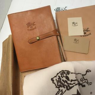 IL BISONTE - 未使用 イルビゾンテ  手帳 日々日記 ノートブック