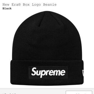 Supreme - シュプリーム  Supreme New Era Box Logo Beanie