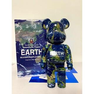BE@RBRICK 400% EARTH(その他)