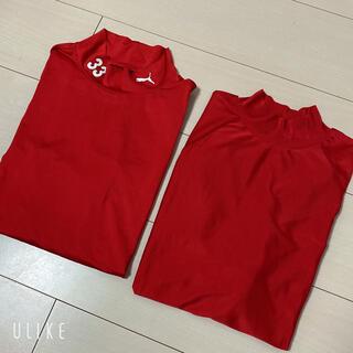 PUMA - サッカーアンダーシャツ 二枚セットで!プーマ