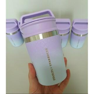 Starbucks Coffee - 中国スタバ★ パープルグラデーション スタンレー 236ml