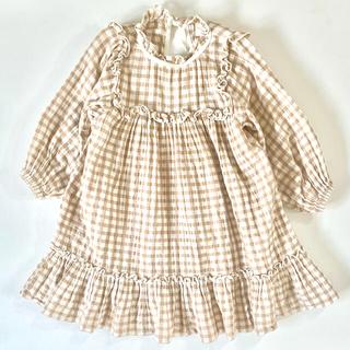Caramel baby&child  - liilu ワンピース 1-2y
