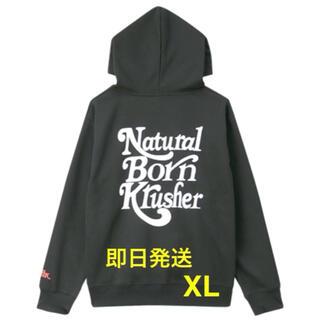 武尊  パーカー XL 黒 ブラック
