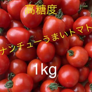 高糖度ミニトマト ナンチューうまいトマト 1kg