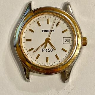 ティソ(TISSOT)のティソ TISSOT pr50 レディース  クォーツ   スイス Swiss(腕時計)
