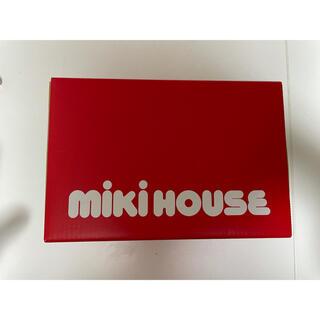 ミキハウス(mikihouse)の新品未使用☆ミキハウス 13.5cm(スニーカー)
