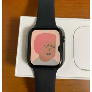 Apple Watch - Apple Watch series4 GPS+CELモデル アルミニウム