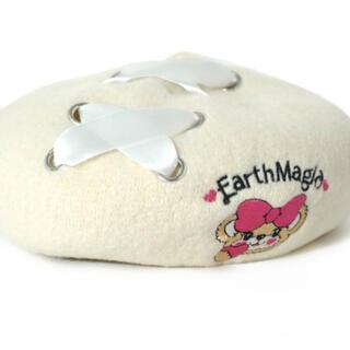 EARTHMAGIC - ベレー帽 ソックス