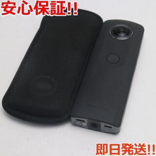 リコー(RICOH)の超美品 RICOH THETA S Black (コンパクトデジタルカメラ)