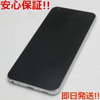 LG Electronics - 超美品 L-03K ホワイト 本体 白ロム  SIMロック解除済み