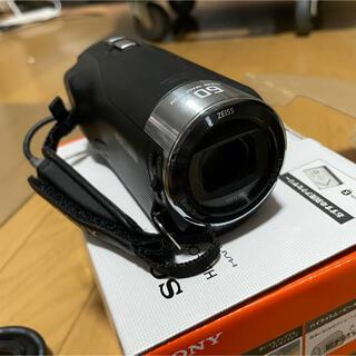 sony cx470 ビデオカメラ 美品 ブラック ソニー