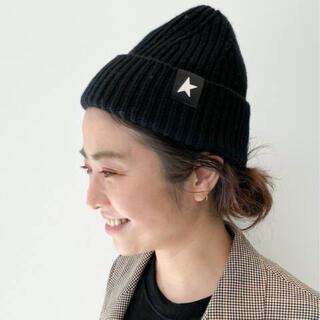 L'Appartement DEUXIEME CLASSE - 新品☆GOLDEN GOOSE / ゴールデングース STAR KNIT CAP