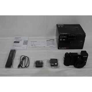 Panasonic - ★ほぼ新品★ パナソニック ミラーレス一眼カメラ DC-GX7MK3K-K