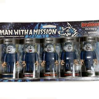 MAN WITH A MISSION - マンウィズ brokker 限定グッズ