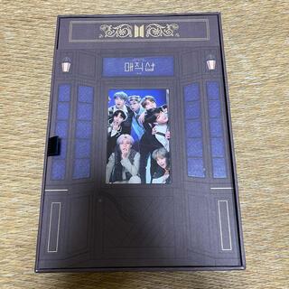 BTS MAGIC SHOP (釜山/ソウル) DVD