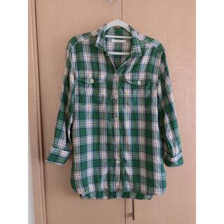 Another Edition チェックシャツ(シャツ/ブラウス(長袖/七分))