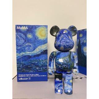 be@rbrick Gogh Starry Night 400% ゴッホ(その他)