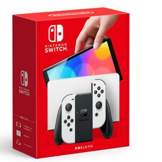 Nintendo Switch - Nintendo Switch 有機ELモデル ホワイト 未使用