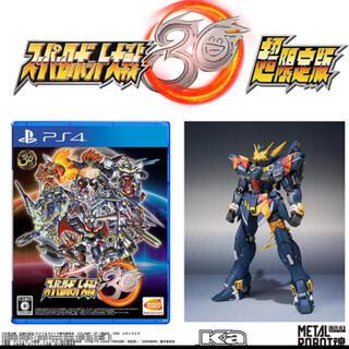 バンダイ(BANDAI)のps4スーパーロボット大戦30 超限定版 METAL ROBOT魂(家庭用ゲームソフト)