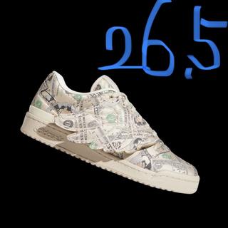 adidas - ジェレミースコット フォーラムマネー ロー  アディダス adidas 26.5