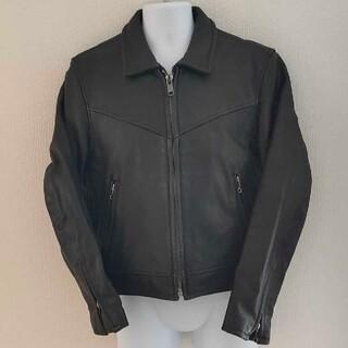 ハーレーダビッドソン(Harley Davidson)の【革ジャケット&革ベストセット】(ライダースジャケット)